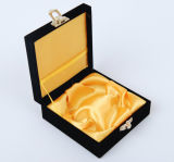 Casella di memoria di legno, contenitore di regalo della moneta, cassa dei monili, casella del pacchetto della vigilanza (YS102)