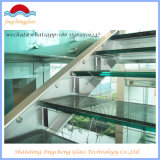 Vlak Aangemaakt Glas voor Hoge Intensiteit en Hitte Stablity