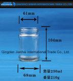 Traditionelles Essiggurke-Glasware-Glas-Glas