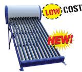 180L Solar Energy真空管の熱湯ヒーターかNon-Pressurized Solar Energy間欠泉システムコレクターの給湯装置