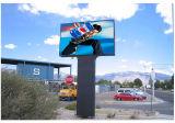 (P4 P5 P8 P10) visualización de LED publicitaria impermeable al aire libre P6