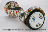 Самокат баланса собственной личности самых новых колес крышки 2 конструкции пластичных электрический