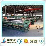 Fabricante de la máquina del acoplamiento del paño de Grdding de la fibra de vidrio