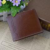 Alta qualità Vegetable italiano Leather Wallet per Men