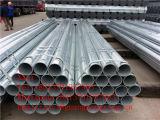 Q195-Q235, laminado a alta temperatura, MERGULHO galvanizado, tubulação de aço