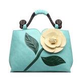 Уникально сумки PU Designe с цветком