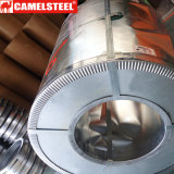 Bobine en acier galvanisée plongée chaude de Dx51d Z100 pour la construction