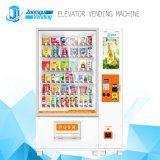 Máquina expendedora de frutas con ascensor