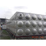 Hotel Storage를 위한 음식 Grade Stainless Steel Water Tank