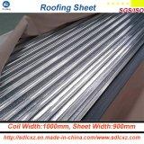 (0.145mm-0.8mm) Metallo galvanizzato strato dei prodotti siderurgici delle mattonelle/della lamiera acciaio del tetto