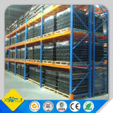 Sistema resistente da cremalheira da pálete do armazenamento