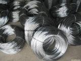 安い価格は建築材料のための電流を通された鉄ワイヤーを熱浸した
