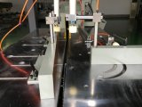 Do perfil de alumínio da parede de cortina de Kt-323A/B máquina de estaca manual