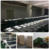 Luz de calle solar al aire libre de 15 vatios LED del funcionamiento perfecto del precio de fábrica