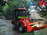 セリウムが付いている農場の前部車輪のローダーZl10A