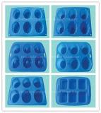 Sicherheit kundenspezifischer Silikon-Gummikuchen bilden Form