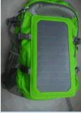 6.6W TUV 증명서를 가진 태양 이동할 수 있는 충전기 부대 책가방 Sunpower 세포
