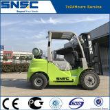 Empilhadeira a gasolina Snsc 3.0 Ton LPG