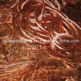 Roter kupferner Draht-Typ Kupfer-Schrott