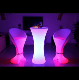 LED 가구, LED 테이블 및 의자는 의 많은 것 디자인한다