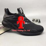 Тапка спортов идущих ботинок способа Yeezy Alphabounce Yeezy 330 объявления Alpha