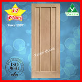 Portello esterno di legno solido di alta qualità