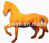 Azionamento dell'istantaneo del USB di figura del cavallo (HXQ-A079)