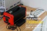 Multifunktionsbewegliche Energien-Bank des Sonnensystem-Generator-270wh für Haus
