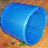 Fabricante plástico protegido impresión de la hoja de la protección del suelo de la hoja de la pantalla