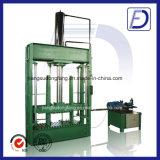 Vertikale hydraulische Aluminiumplastikaufbereitenmaschine