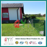 Collegare Fence/Galvanized e Polyester Powder Coated/Welded Fence con Folds