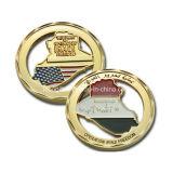 安の記念品の金属の卸売の挑戦硬貨