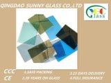 4mm-12m m teñieron el vidrio de flotador coloreado del vidrio de flotador