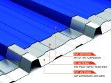 石造りの上塗を施してある金属の屋根シート非対称多重処理システムの屋根の建築材料