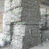 Het In balen verpakken van het Papierafval Machine met HandAandrijving