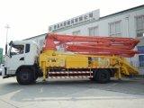 Bomba concreta montada caminhão do grupo 28m de Hongda com crescimento