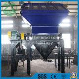 Ordures réutilisant le plastique de rebut/constructeurs biaxiales uniaxiaux multifonctionnels de machine de déchiquetage