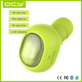 Q26 imprägniern den Bluetooth Kopfhörer, der Soem-Hörmuschel-drahtlosen Monokopfhörer laufen lässt