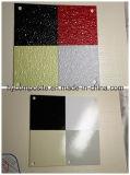 Hoja plástica de la fibra de vidrio de Flexbile para la azotea de rv, el panel de pared