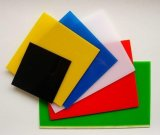 Wit Op industriële schaal 20mm van het Comité van het Blad 4X8FT van het Plexiglas van de reclame Gebruikt Acryl
