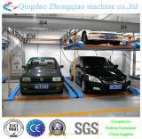 困惑の駐車システム持ち上げ滑走の自動駐車装置