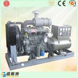 저가 50kw는 유형 Weichai Ricardo 시리즈 디젤 엔진 발전기 세트를 연다