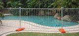 オーストラリアの標準電流を通された取り外し可能なプールの一時塀