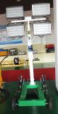 5m 손 강요 Honda 발전기 (FZM-400B)를 가진 망원경 자동차 LED 등대