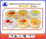 Cup-Gelee-automatische Wärme-Schrumpfverpackung-Maschine