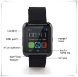 U8 Smartwatch для вахты Android телефона франтовского с Анти--Потерянной камерой карточкой поддержки SIM/TF