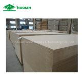 Materiais de construção Plain MDF Board 1220mmx2440mmx12mm E1 Hardwood misturado
