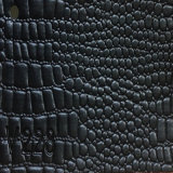 Couro sintético do norte do plutônio Microfiber do PVC de América para o sofá (HS-QF10)