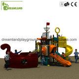 Campo de jogos ao ar livre agradável e grande da segurança especial do projeto