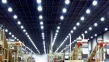 La alta luz IP65 de la bahía del UFO LED impermeabiliza 130-140lm/W 100W